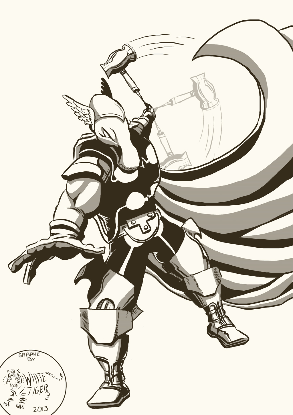 Beta-Ray Bill