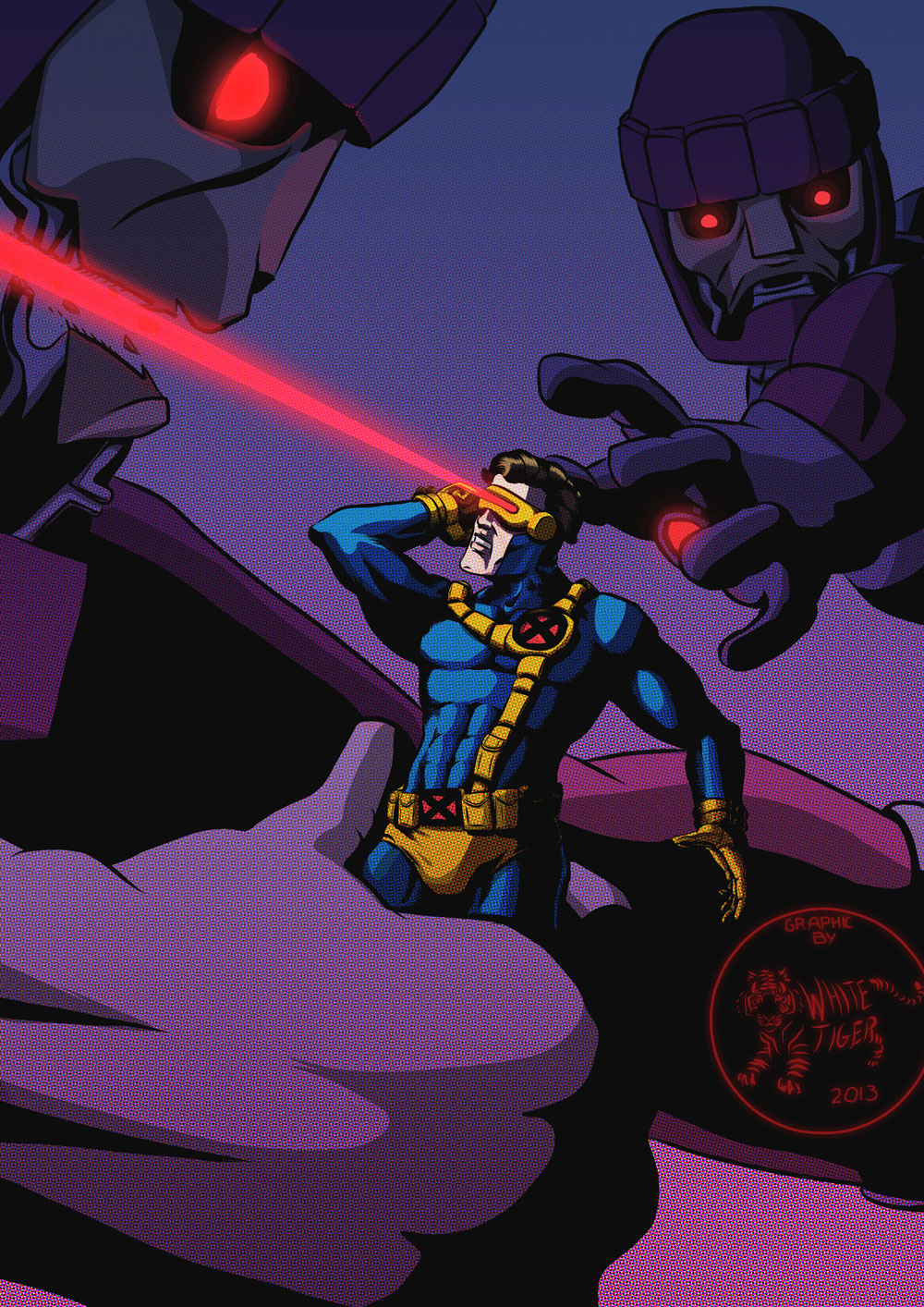 Cyclops vs Sentinels