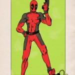 Vintage Deadpool