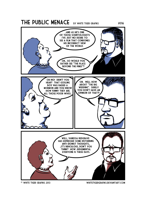 The Public Menace #16