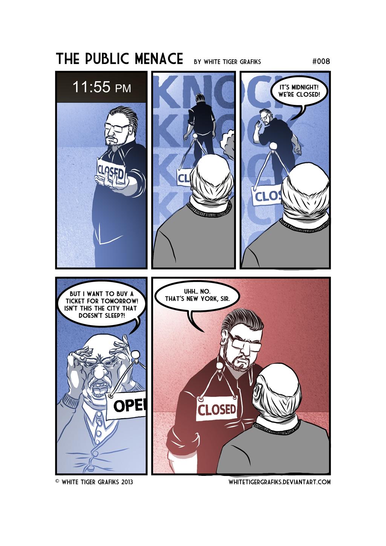 The Public Menace #08