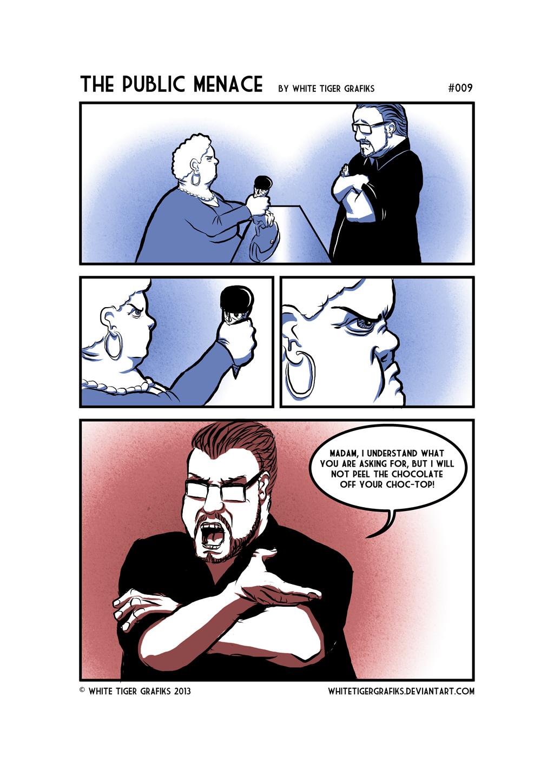 The Public Menace #09