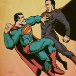 Superman Vs The Man of Steel
